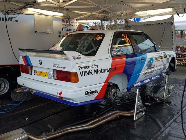 BMW Zuiderzee Rally 2016