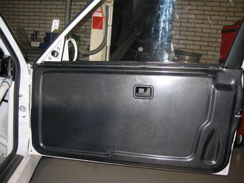 Carbon Door Panels Bmw E30 Vink Motorsport