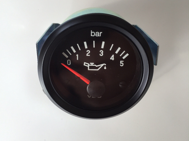 VDO pressure gauge 5bar