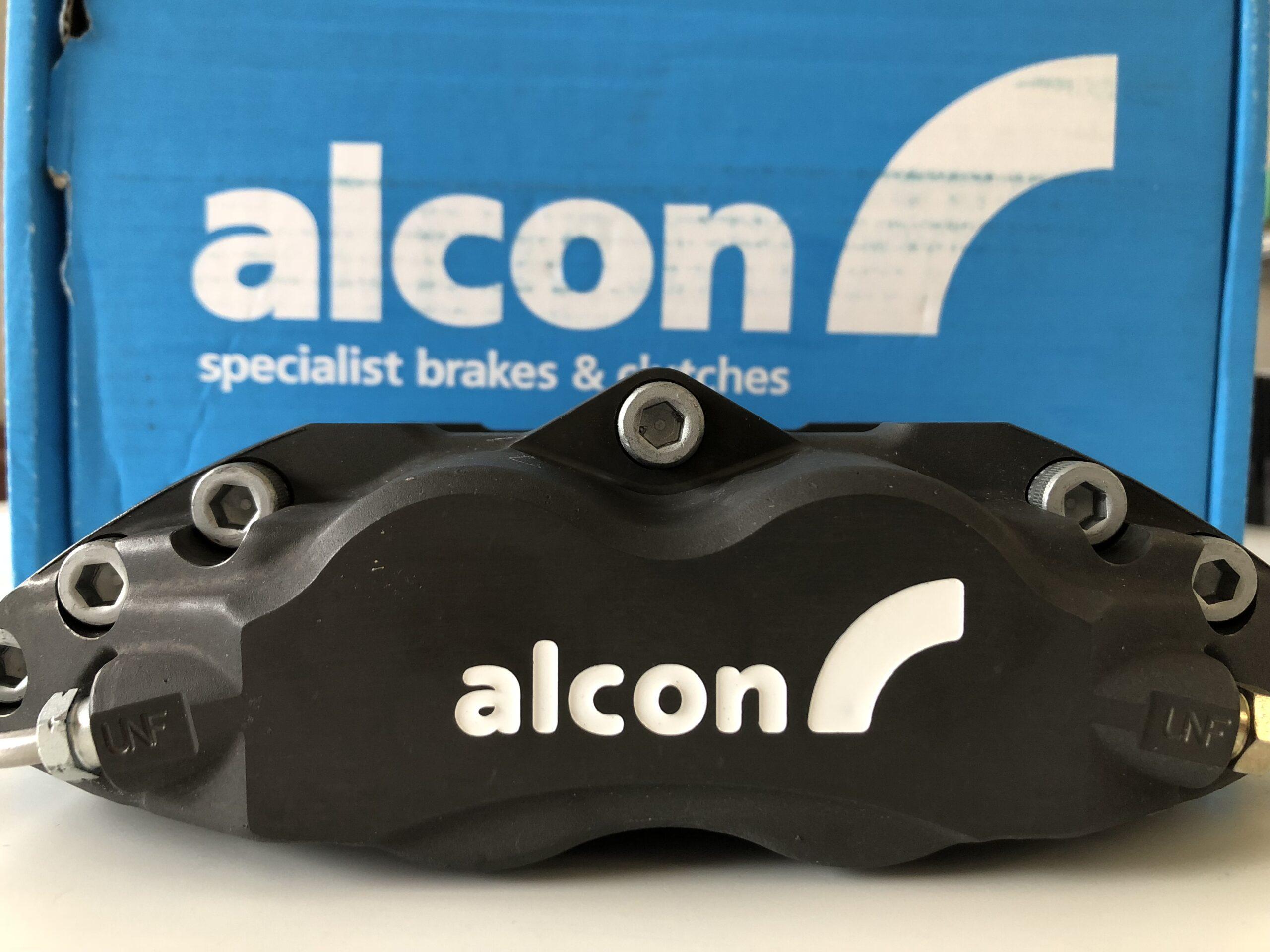 Alcon rear brake caliper (Left/Right)