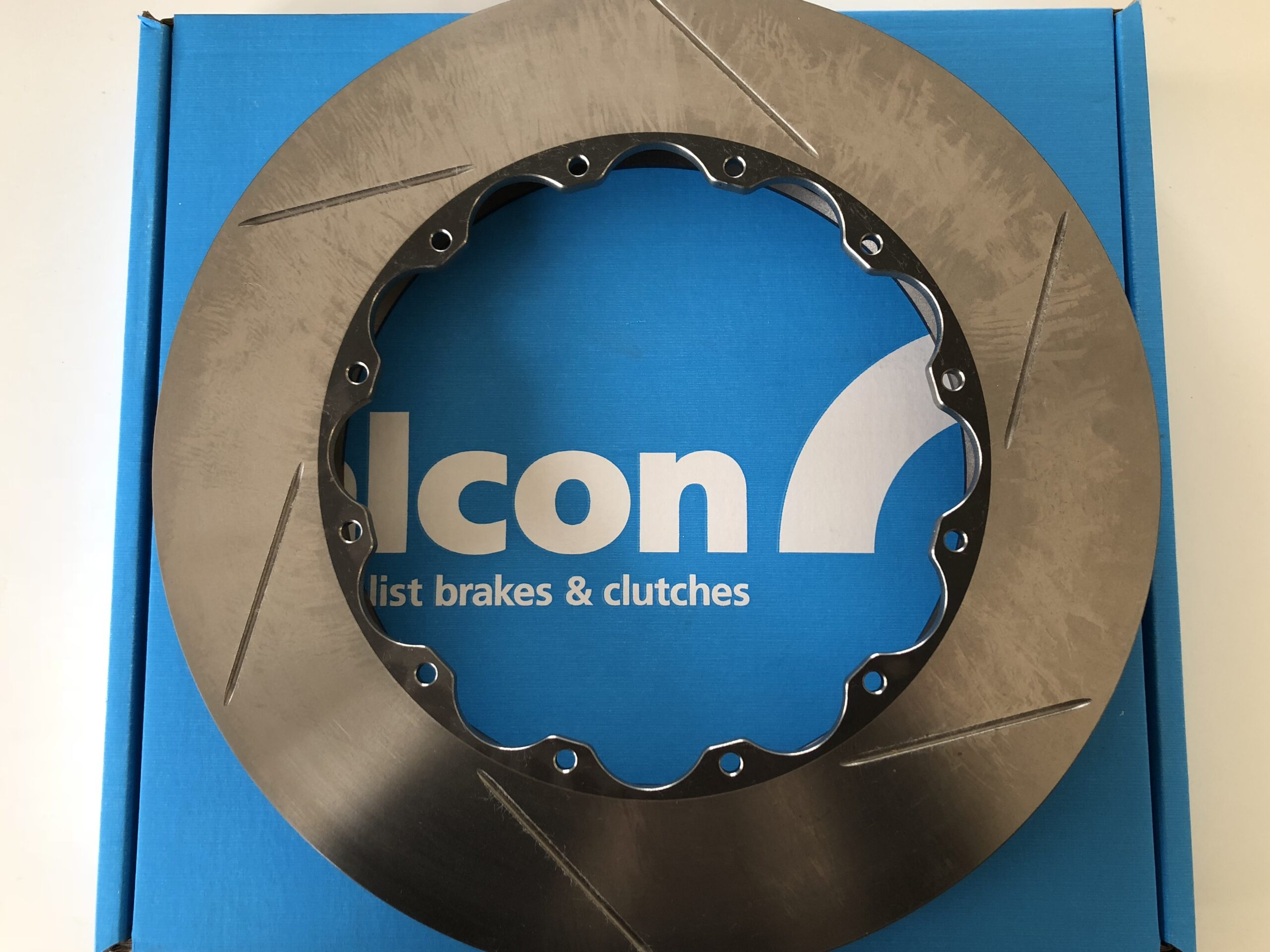 Alcon front brake disc (Left/Right)