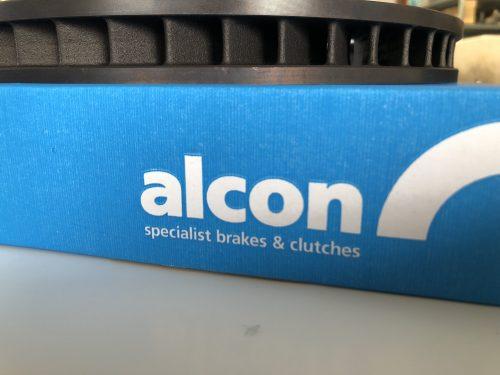 Alcon front brake disc (Left/Right)
