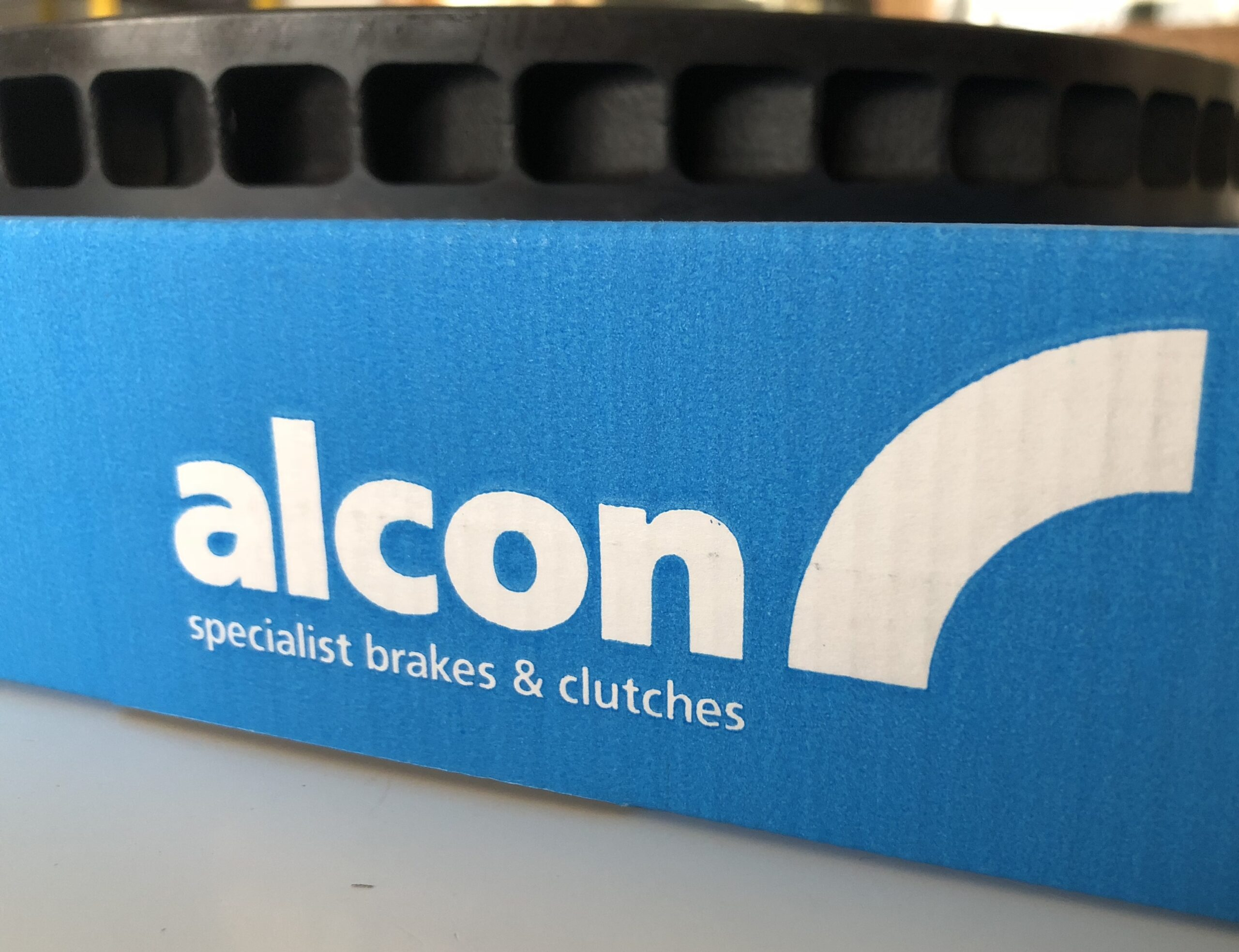 Alcon rear brake disc (Left/Right)