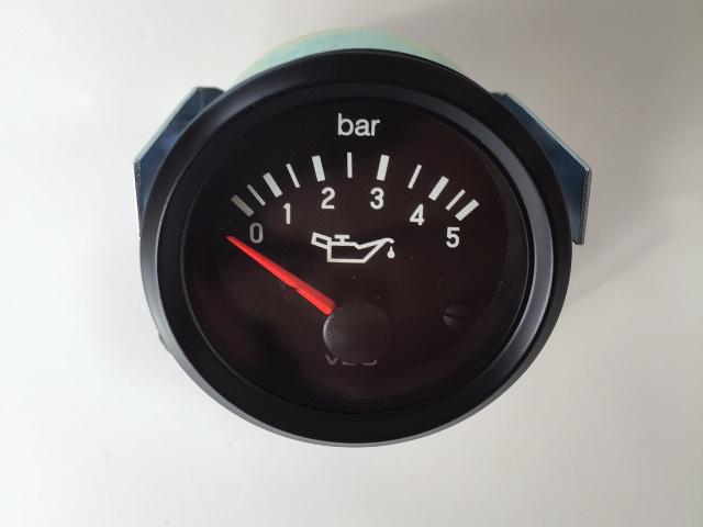 VDO Pressure Gauge 5bar