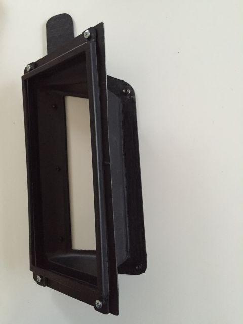 Carbon Filter Holder Intake M3 E30