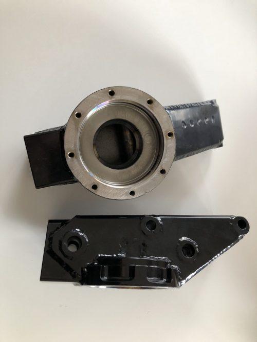 Steel rally upright Prodrive spec