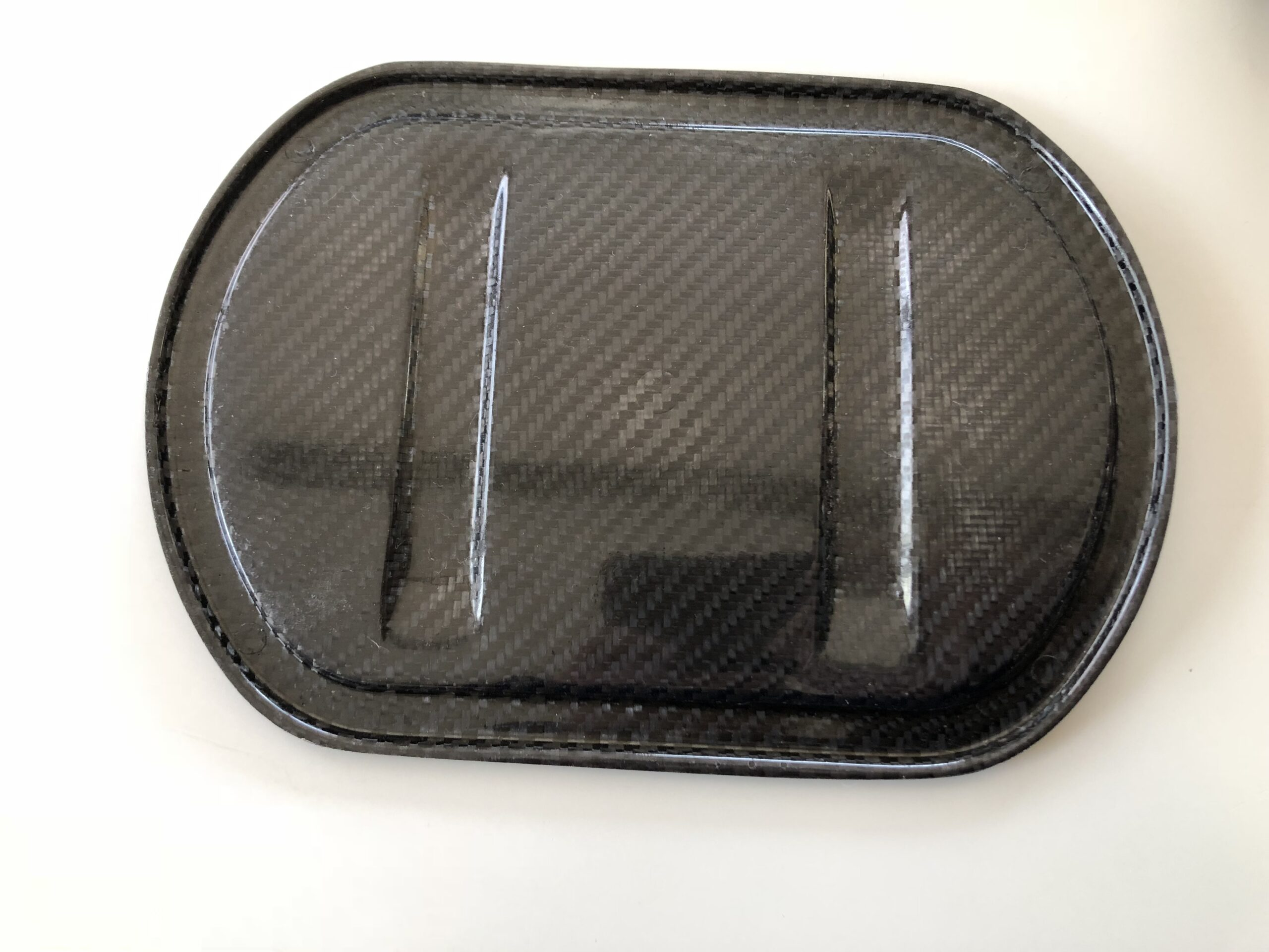 Carbon cover plate