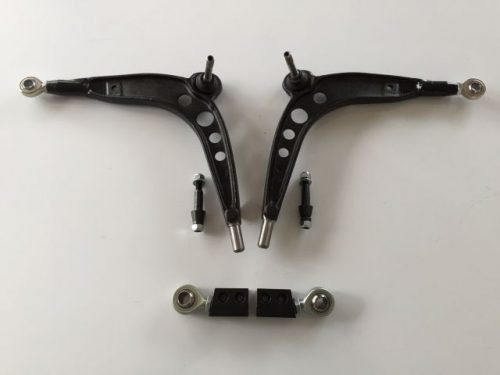 Adjustable Front Arms Group-A E30 Complete