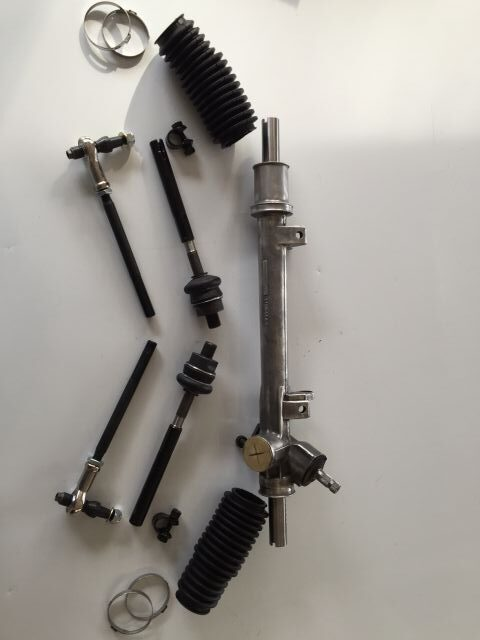 Short Manual Steering Rack E30