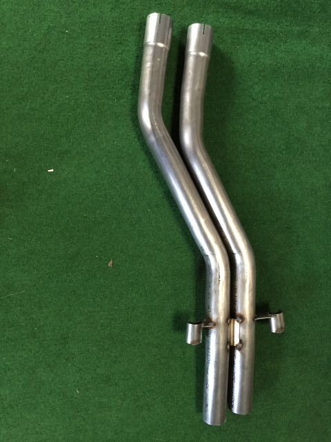 Group-A / DTM exhaust 65mm