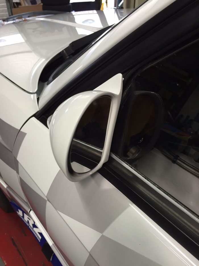 Carbon Mirrors BMW E30 Group-A